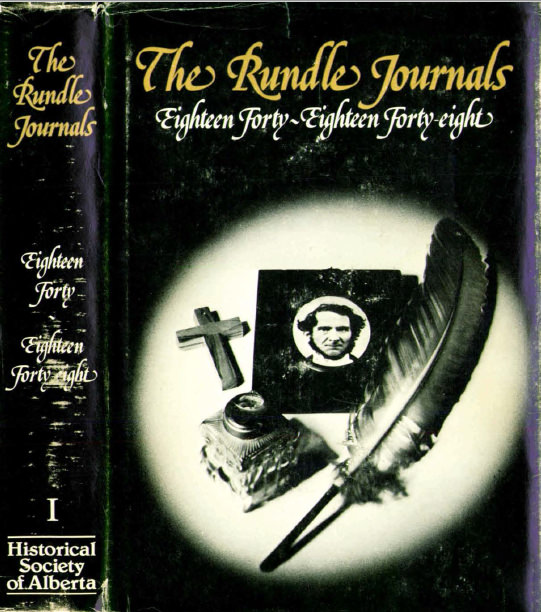 THE RUNDLE JOURNALS EIGHTEEN FORTY EIGHTEEN FORTY EIGHT