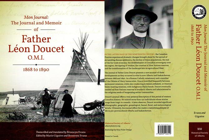 Mon Journal Leon Doucet